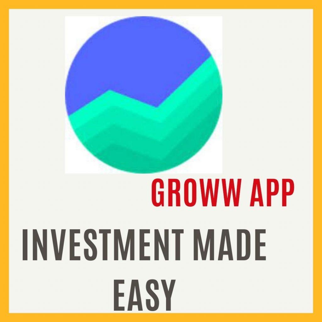 Groww app
